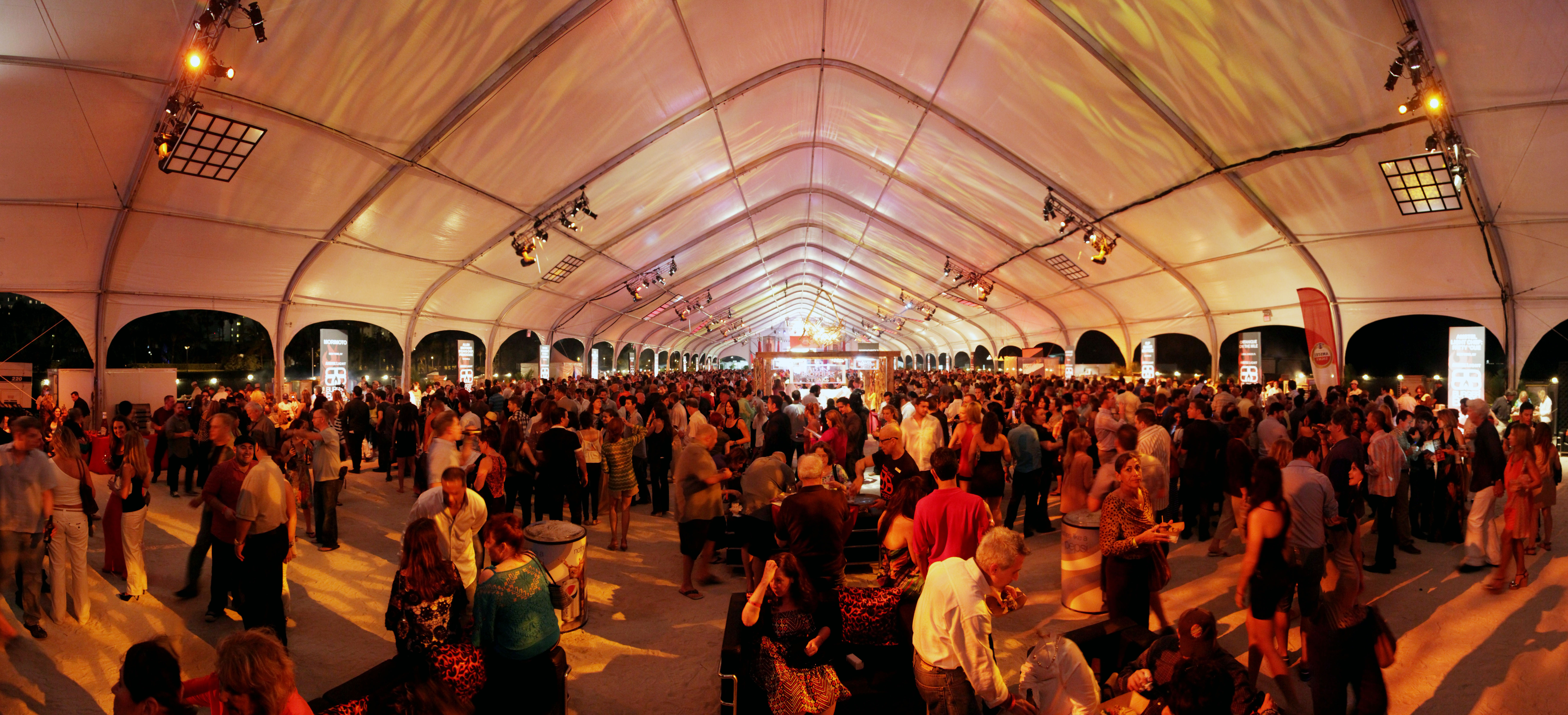 South Beach Food And Wine Festival In Febuary