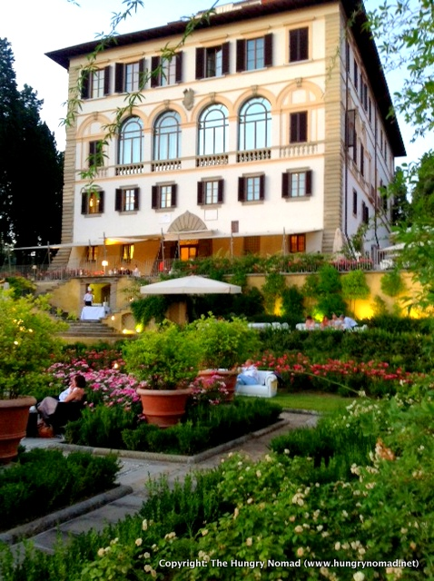 Il Salviatino Hotel In Fiesole Italy The Hungry Nomad