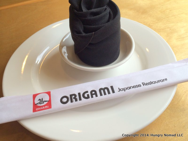 Sushi At Origami New Orleans The Hungry Nomad